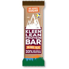 KLEEN Lean Protein Bar Orange Açaí 50g